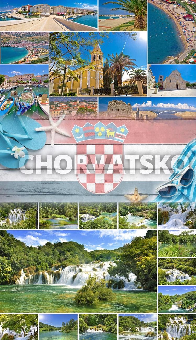 Chorvatsko – to jsou nádherné pláže, přírodní krásy i památky UNESCO.