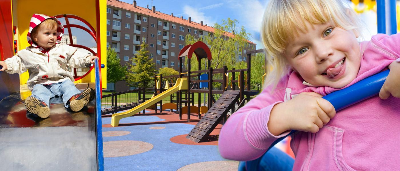 Přemýšlíte, jak trávit volný čas s dětmi třeba o víkendech, pro které nemáte ještě žádné plány? Vyrazte si společně na některé hezké dětské hřiště.