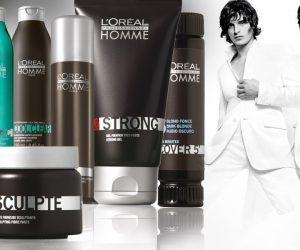 K novým účesům pro muže L'Oréal Professionnel pro letošní podzim a zimu 2016/2017 budete potřebovat i vhodný pánský styling – podívejte se, který.