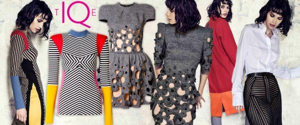 Baví vás módní geometrie? Petra Balvínová z ní udělal klíčový prvek pro svoji novou kolekci. Tady je její móda podzim/zima 2016/2017.
