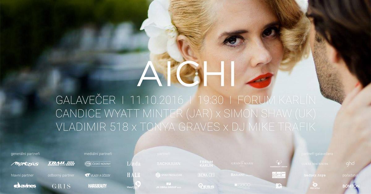 AICHI 2016 jde již skutečně do finále a rovněž už víme, jaký program nás čeká na slavnostním galavečeru, kde budou vyhlášení vítězové letošního ročníku.