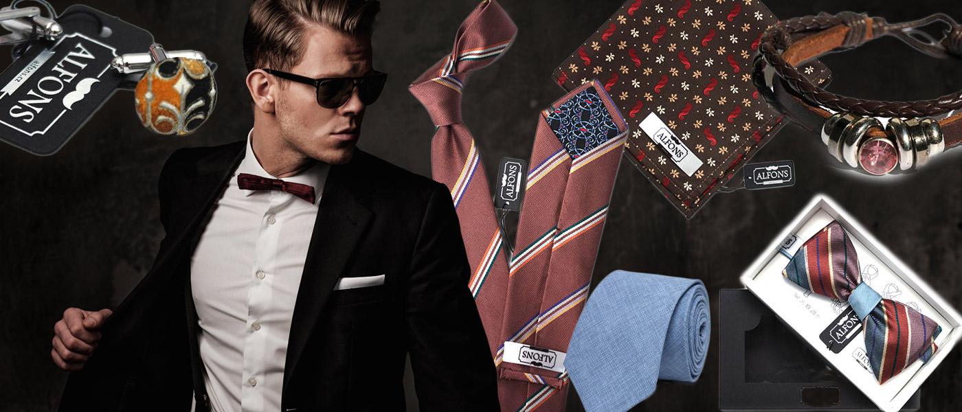 Elegantní dandy styl a jeho tradiční symboly mužství se vrací. Do svého šatníku vraťte kapesníčky do saka, pánské motýlky i ozdoby do klopy.