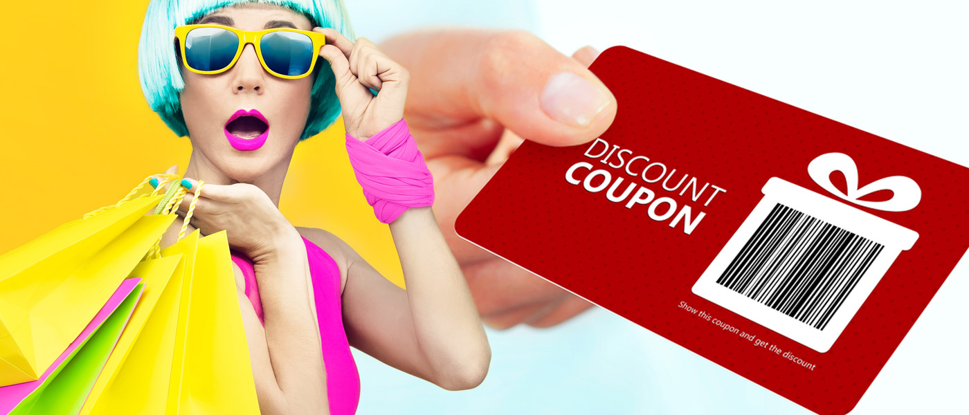 Nakupujte módu a produkty pro zdraví a krásu levněji. Sledujte slevové kupóny na portálu Skrblík.cz – teď, nebo třeba když nakupujete vánoční dárky.
