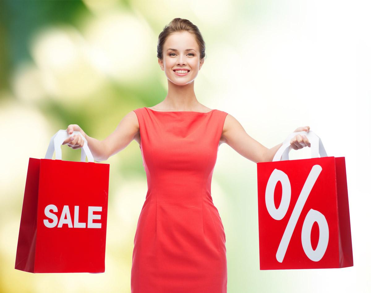 Dopřejte si díky levnějším nákupům více módy i produktů pro zdraví a krásu.