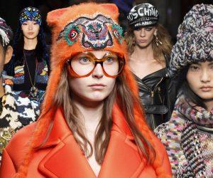 Jaké dámské čepice podzim/zima 2016/2017 se letos nosí? Zkuste to elegantně jako Francouzka, hravě jako v Peru nebo zalovte v pánském šatníku.