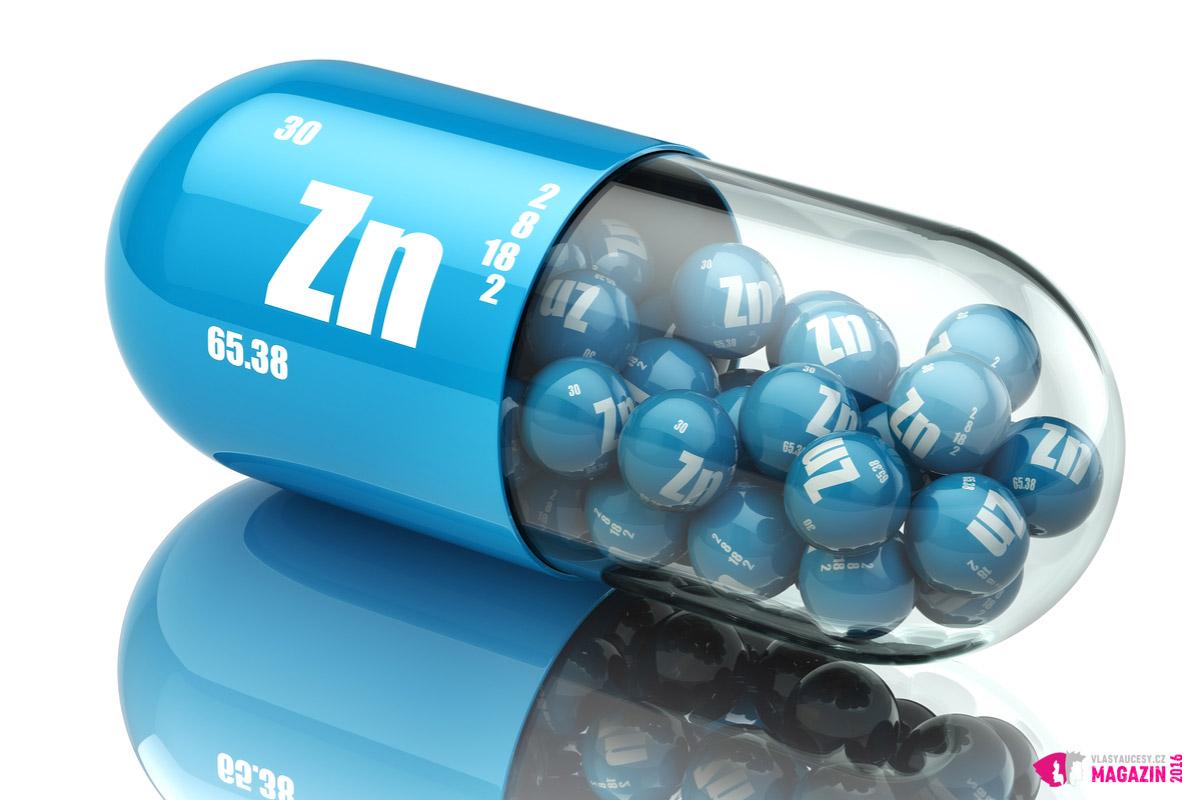Na trhu existuje řada kvalitních i méně kvalitních doplňků stravy obsahujících zinek.