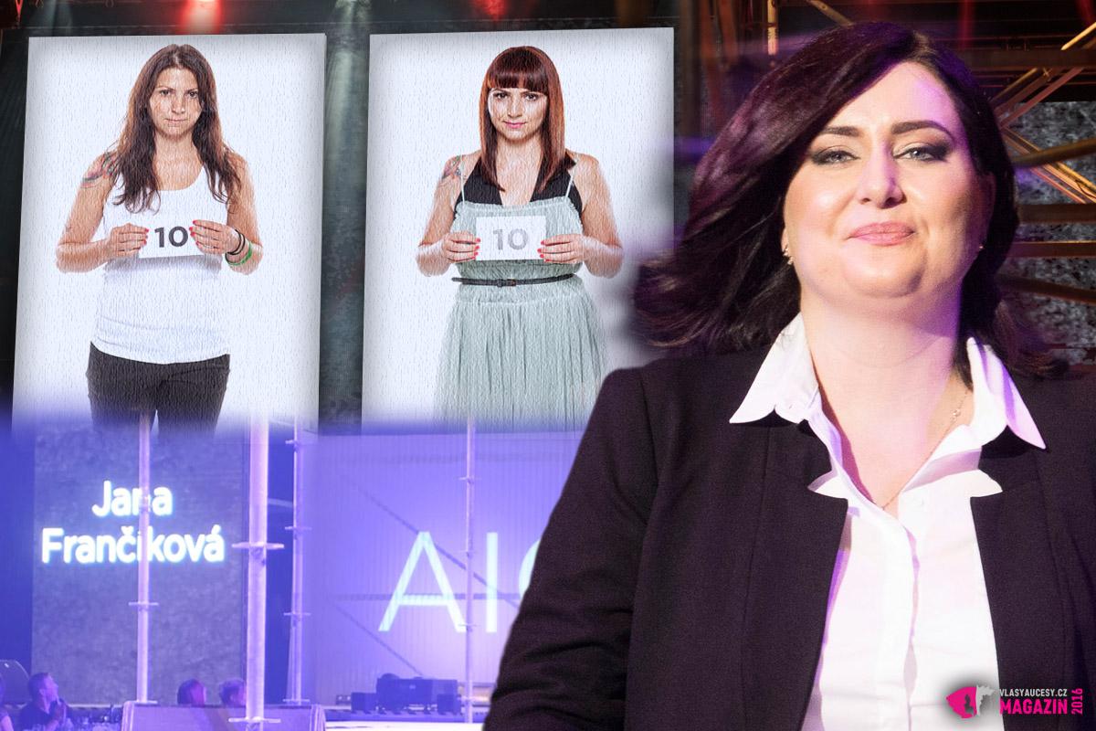 Galavečer AICHI 2016: Jana Frančíková – Kadeřnictví Jany Frančíkové, Aš