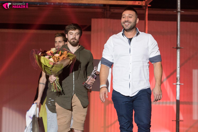 3. místo získal Jiří Kožíšek, Hair Art Jiří Kožíšek, Kladno