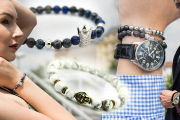 Muži i ženy si zdobí ruce šperky od nepaměti. Nyní dostávají luxusní náramky ještě větší prostor. Místo jim totiž povětšinou uvolnily hodinky.