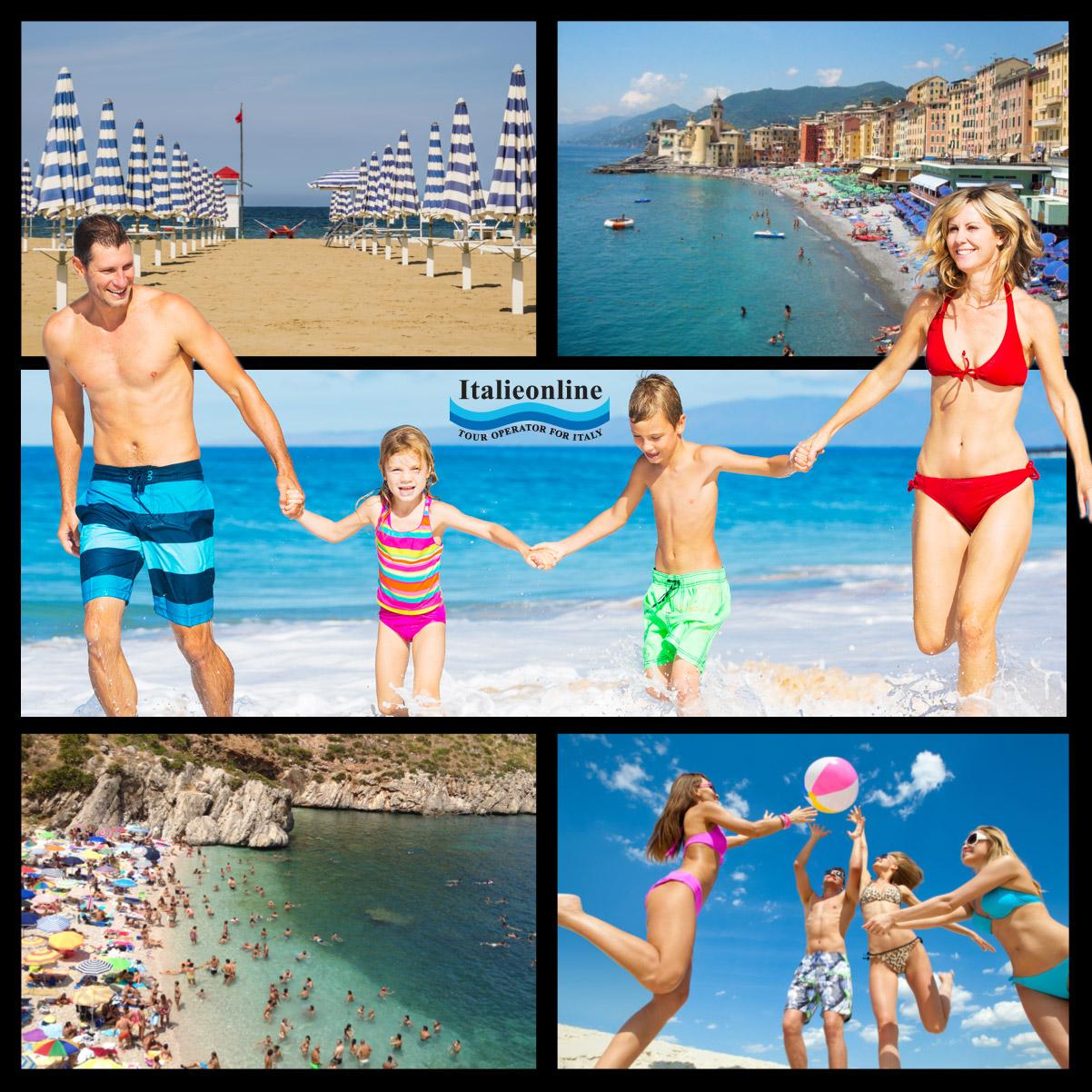Italské Caorle Altanea je ideální destinací pro rodiny s dětmi