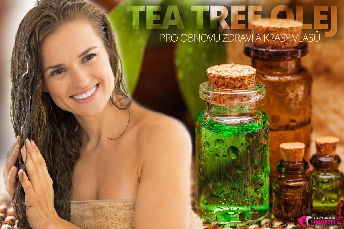 Víte, že velmi dobrým pomocníkem pro podporu růstu vlasů je tea tree olej? Podívejte se, co dobré dokáže tea tree olej pro vlasy udělat.