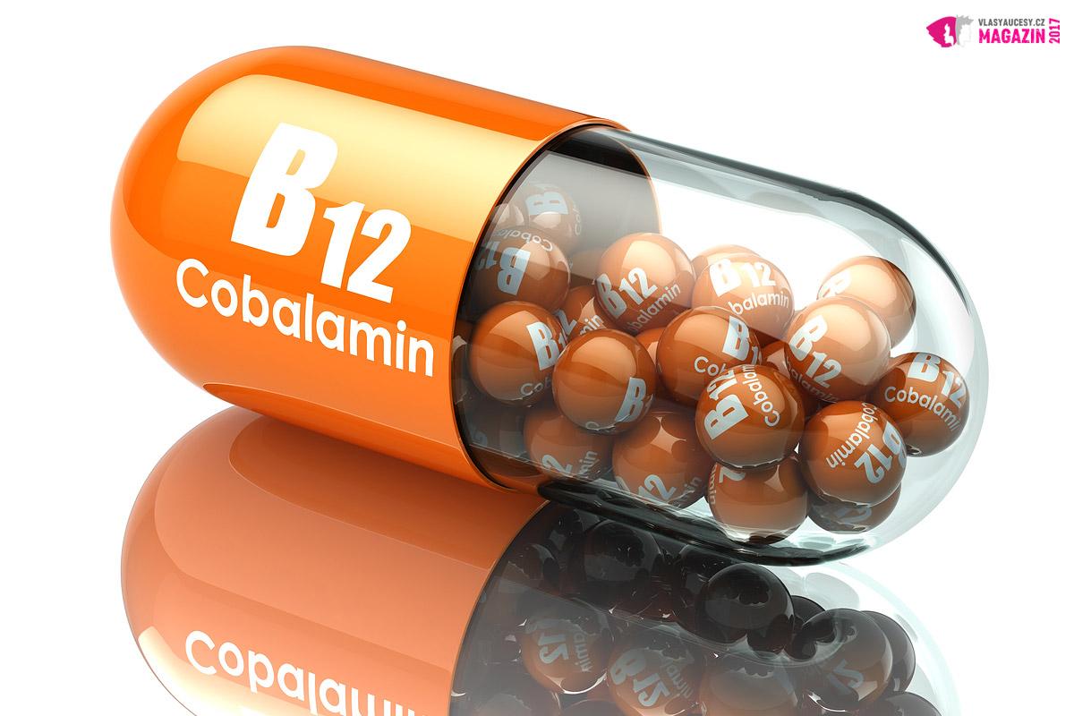 Vitamín B12 dokáže zabránit předčasnému šedivění. Víte, že se s jeho extrémním nedostatkem potýkají zejména vegetariáni a vegani?