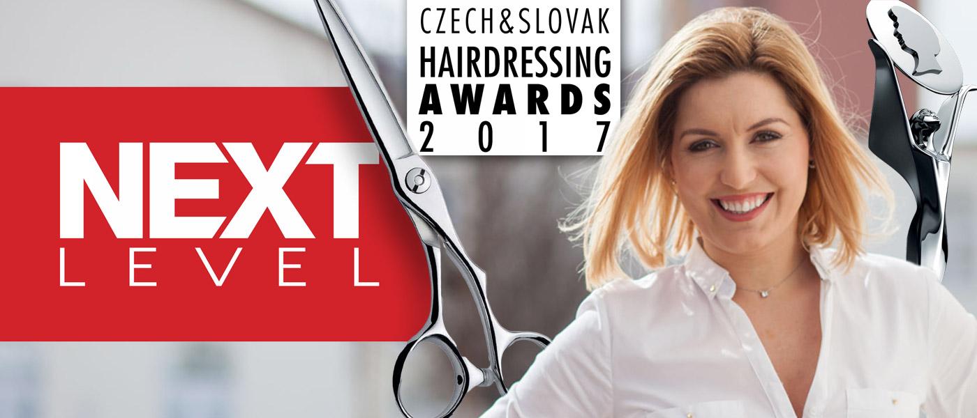 Vyzpovídali jsme manažerku soutěže Czech and Slovak Hairdressing Awards Next Level 2017 neboli Kadeřník roku 2017. Co říká o novém ročníku soutěže?