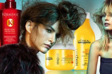 Vlasy v létě vyžadují zvláštní péči. Jak letos na péči a styling vlasů radí prestižní kadeřnice a nositelka titulu Kadeřník roku – Misha Čadková.