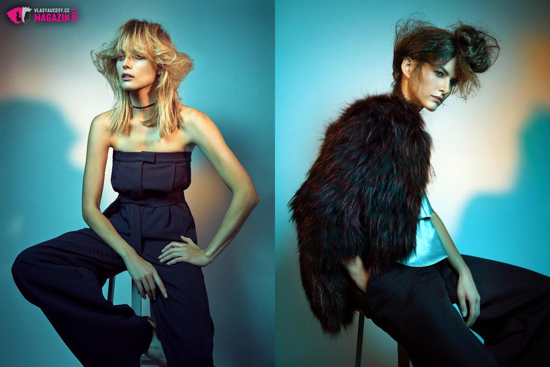 Nápady pro letní účesy najdete v kolekci účesů Mishy Čadkové FIRST. Vznikala pro Haute CoiffureFrançaise.