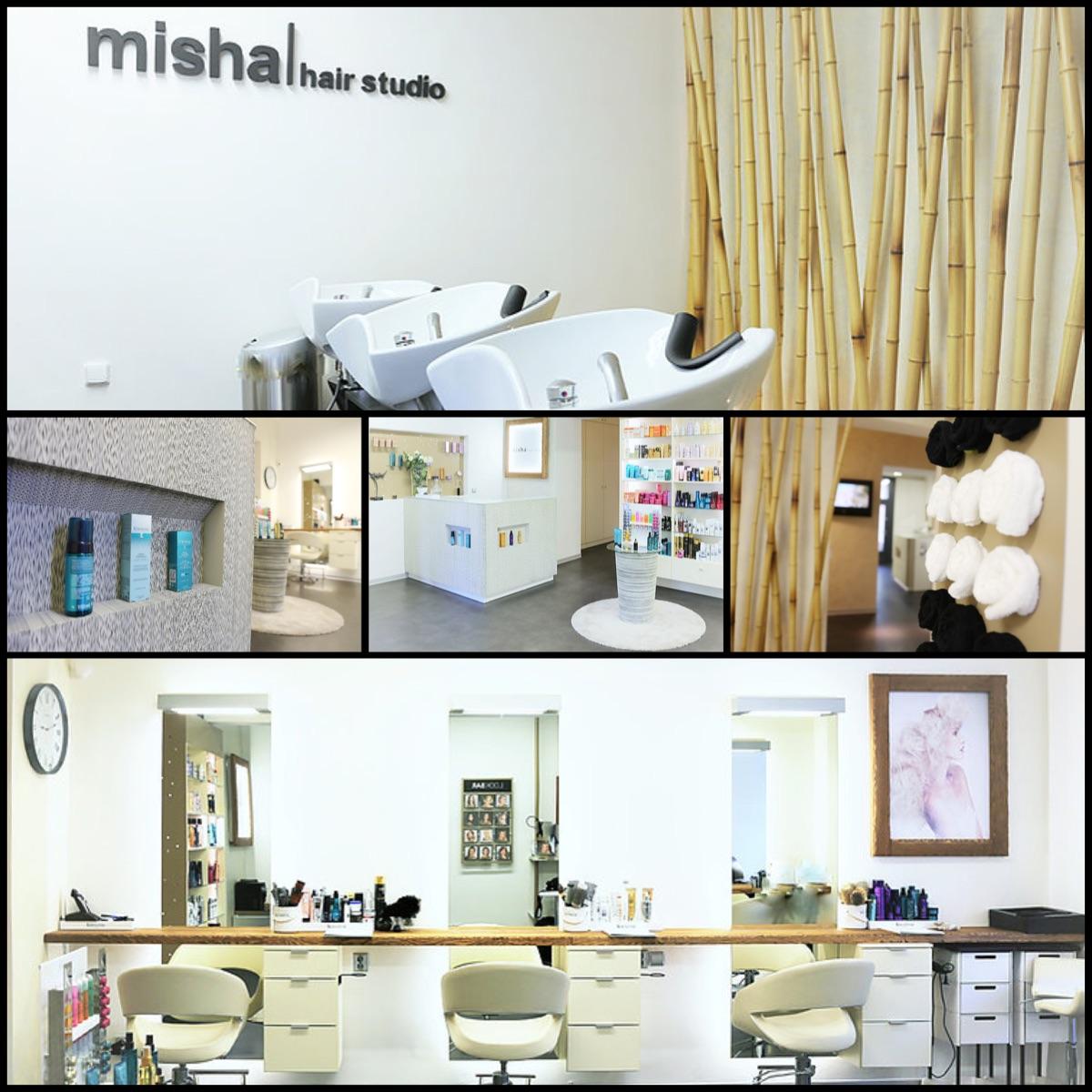 Misha Čadková je majitelkou Misha/hair studio –raw beauty.