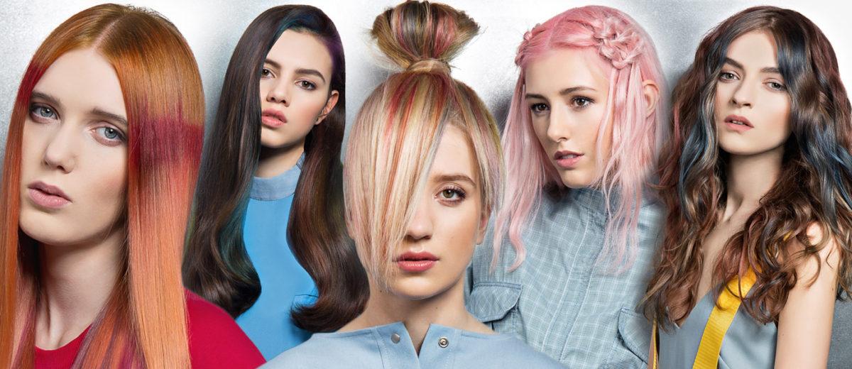 Barevné vlasy – milované i zatracované. Záleží… Do které skupiny patříte vy? Jestliže se chcete pro barvy naladit, podívejte se na účesy City Beats.