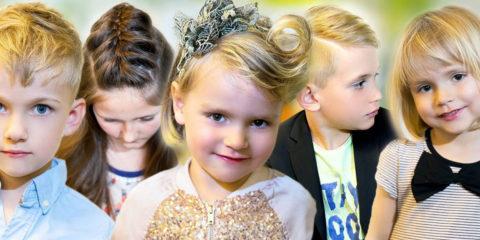 Misha Čadková a Misha/hair studio – raw beauty představuje dětské účesy do školy 2017 i účesy pro předškoláky. Nová kolekce dětských účesů je tady!