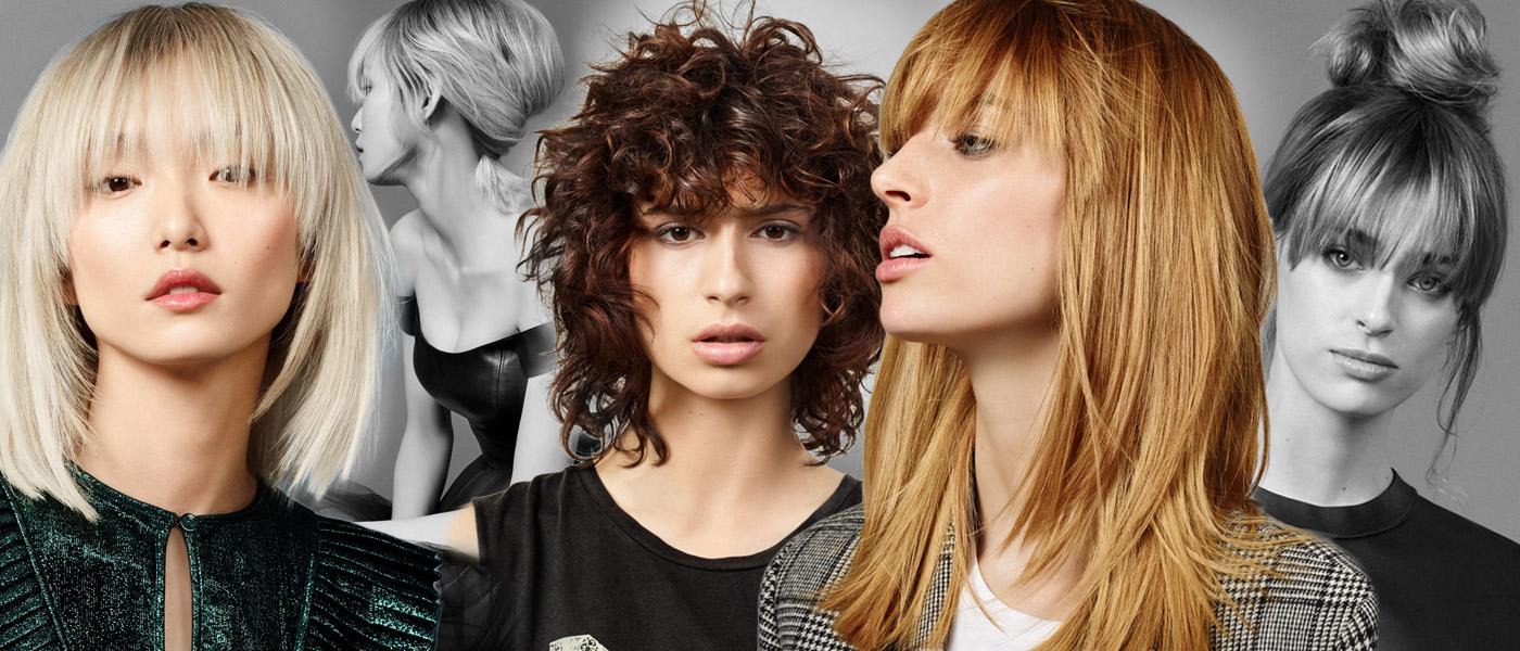 Mezinárodní kolekce s účesy L'Oréal Professionnel pro podzim/zima 2017/2018 je tady. Co v ní najdete? Inspiraci kudrnatou, rovnou, dlouhou i krátkou.