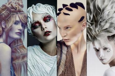 Podívejte se na nominace s kolekcemi účesů v kategorii Avantgarda 2017 v Czech and Slovak Hairdressing Awards 2017 / Kadeřník roku 2017.