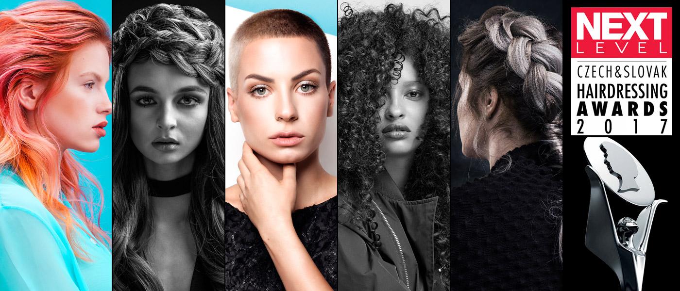 Podívejte se na nominace s kolekcemi účesů v kategorii Dámský komerční účes Slovensko 2017 v Czech&Slovak Hairdressing Awards / Kadeřník roku 2017.