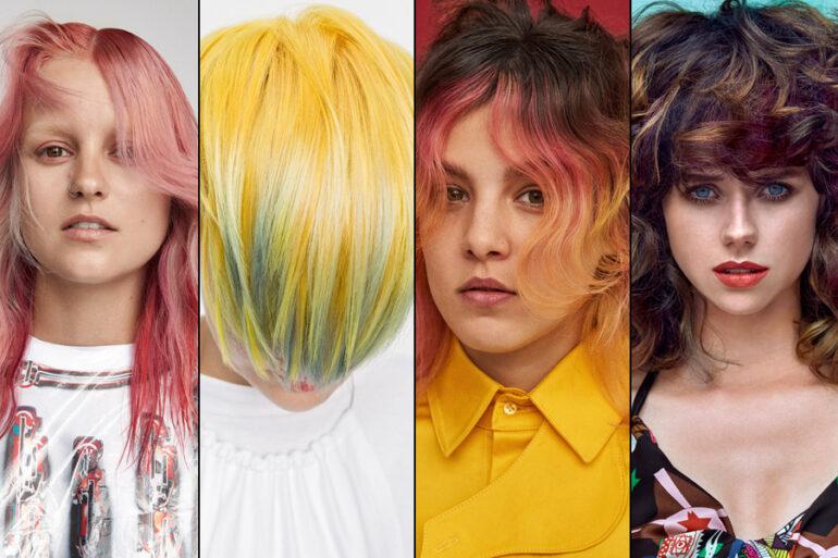 Podívejte se na nominace s kolekcemi účesů v kategorii Kolorista roku 2017 v Czech and Slovak Hairdressing Awards 2017 / Kadeřník roku 2017.