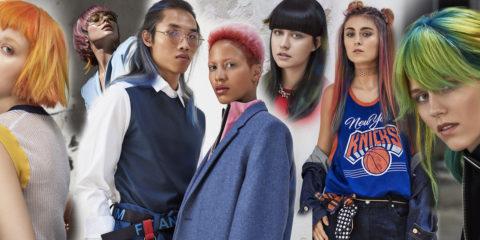 Milujte barvy? Inspiraci najdete v nové barevné kolekci značky Redken. Ta představila svoji kolekci účesů Redken City Beats inspirovanou New Yorkem.