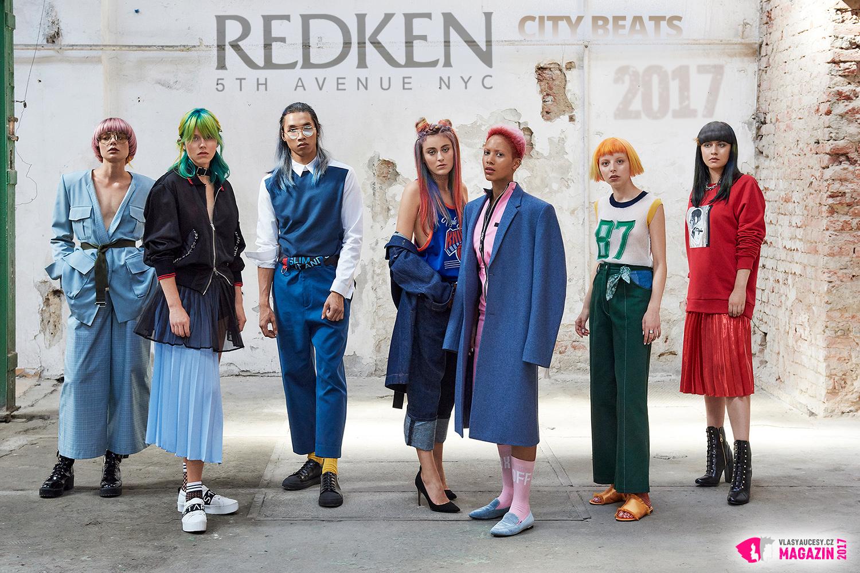 Značka Redken představila novou kolekci barvících trendů City Beats. Kolekce je inspirována ulicemi módní metropole – New Yorku a jeho věčně pulzující atmosférou. (#MujRedkenBeat). Inspirujte se účesy českých kadeřníků Redken a nechte se unést odvážnými odstíny barev City Beats. Zažijte rytmus New Yorku, kterými jsou barvy inspirovány, na vlastní kůži!