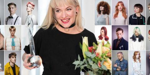 Finále L'Oréal Professionnel Style&Colour Trophy 2017 je za námi a známe jeho vítězku: tou se stala Viera Banášová ze Salonu Petra Měchurová.