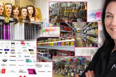 Hledáte profesionální vlasovou kosmetiku nebo kadeřnické potřeby a vybavení pro kadeřnické salony? Nakupujte v e-shopu Kadernickyservis.cz.