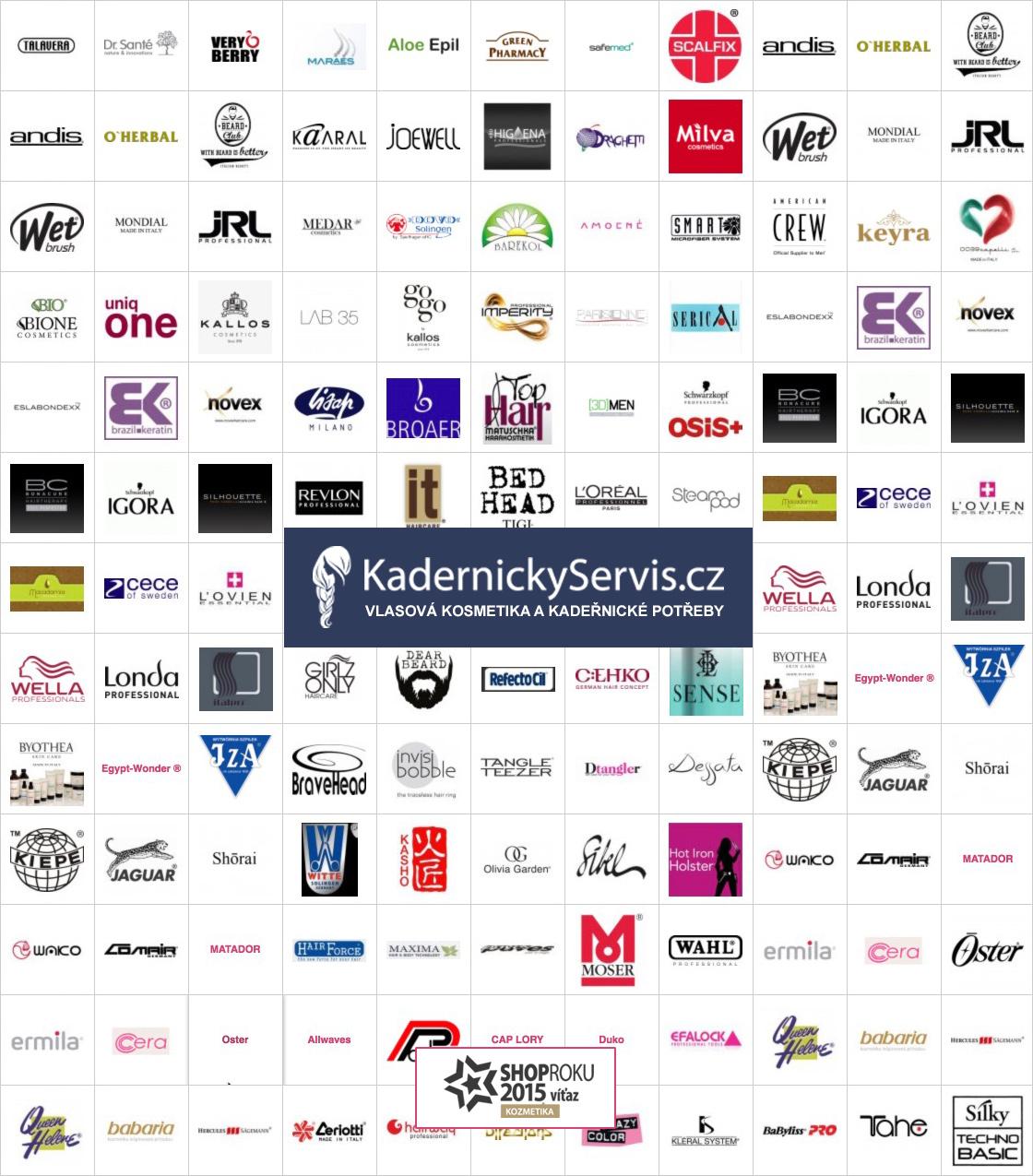 Kadernickyservis.cz – to jsou tradiční značky i zajímavé speciality