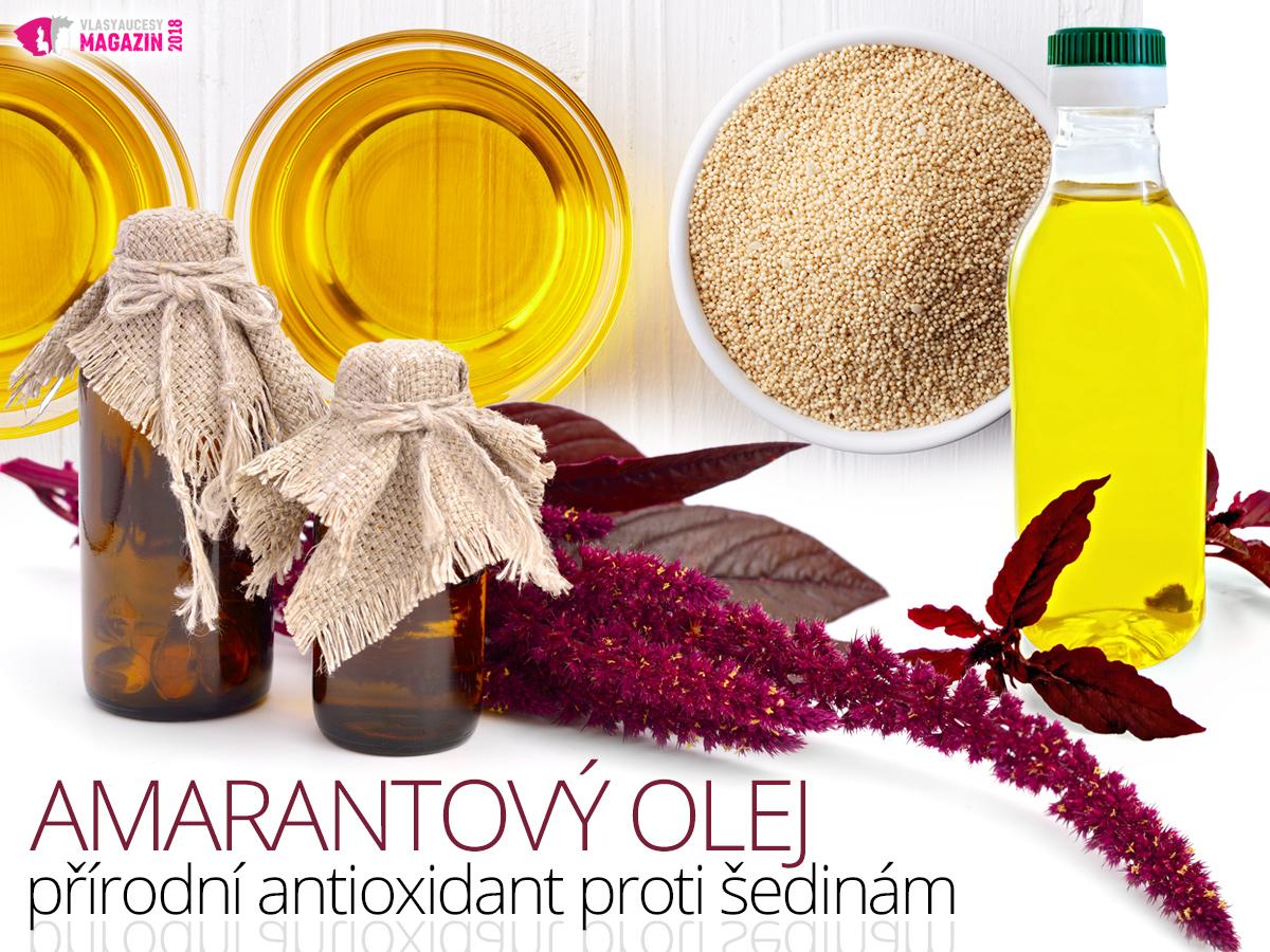 Poté co amarantový olej omladí vaši pleť, pomůže i vašim vlasům. Použít jej lze jako vlasovou masku, nebo jako pěstící olejíček na vlasy po umyt.