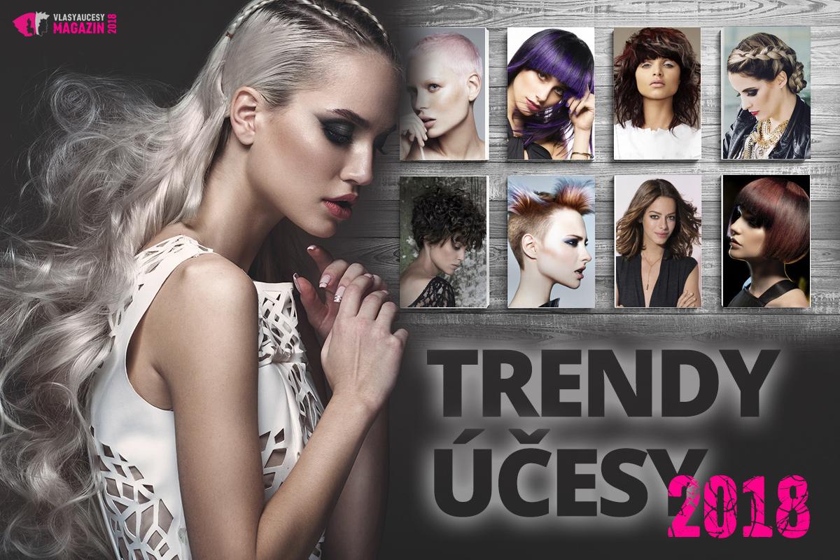 Jaké trendy účesy 2018 letos letí  Máme pro vás deset nejžhavějších – jsou  tady módní f2b1490827