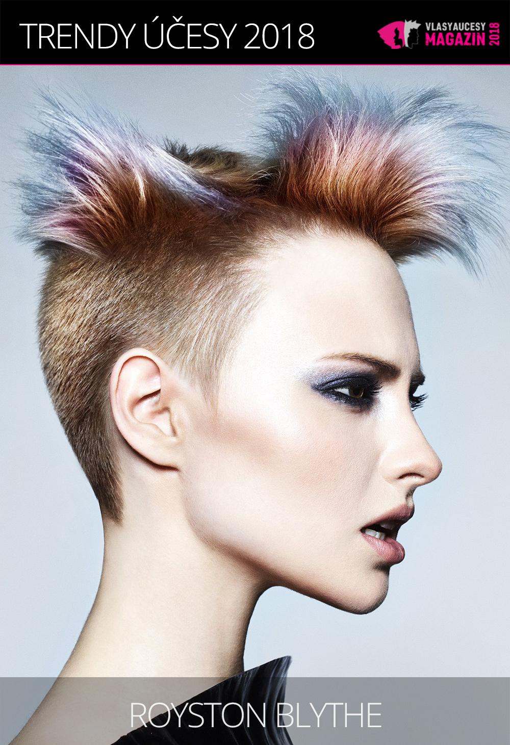 Redefinujte své vlasy a vsaďte na zdravý krátký sestřih. (Royston Blythe, Vivid Collection)