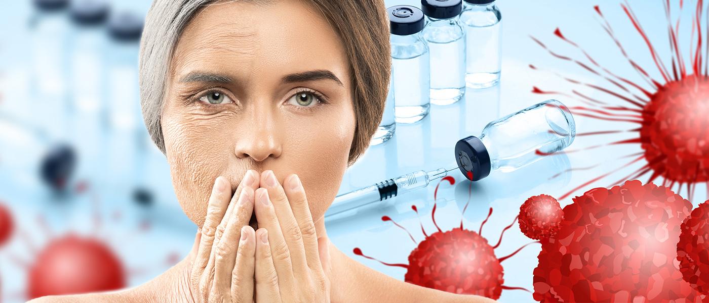 Proti šedivým vlasům bude lékařská věda již možná brzy využívat imunoterapii.